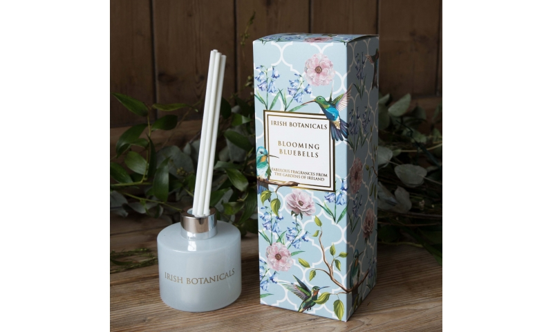 IRISH BOTANICALS BLOOMING BLUEBELLS DIFFUSER